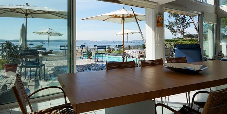 Su alojamiento la  Cap Ferret