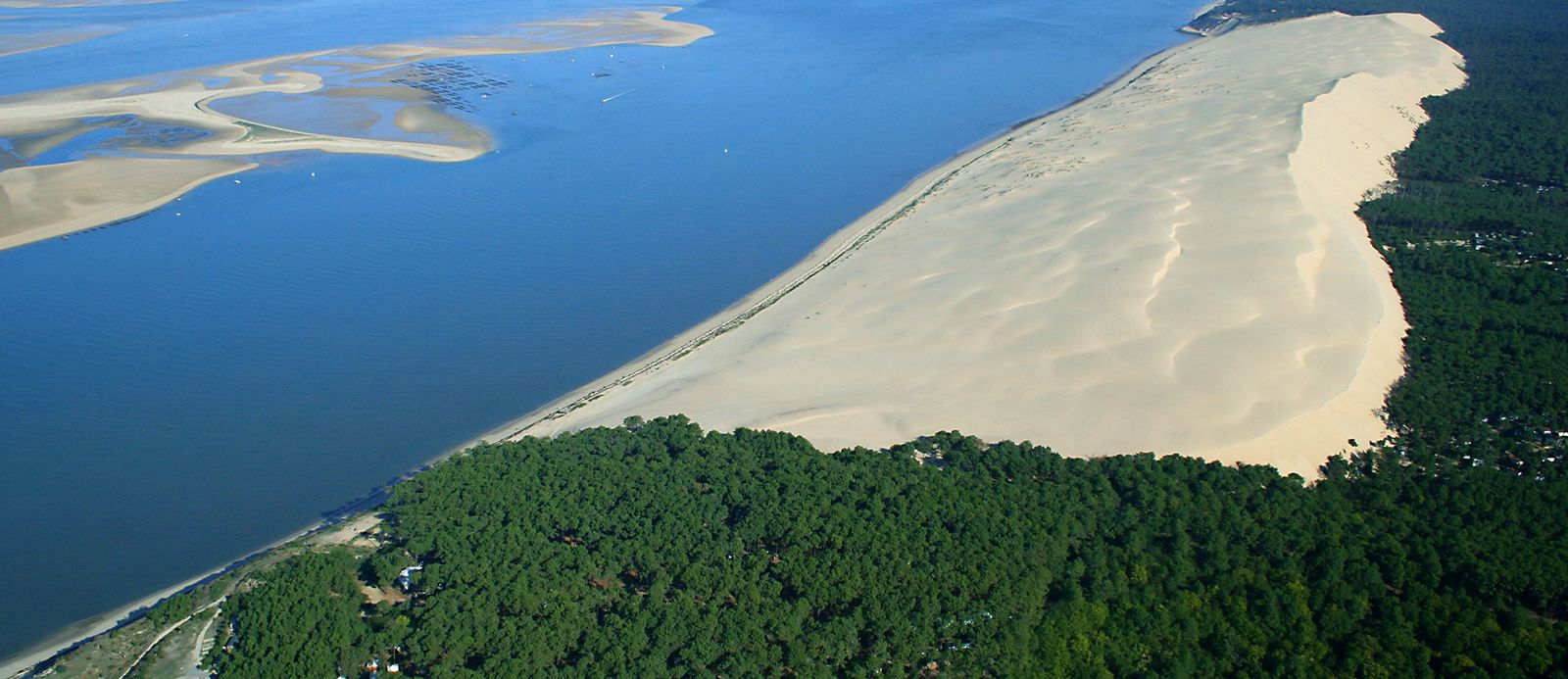 Escalader la dune du pilat l ge cap ferret - Restaurant dune du pyla ...