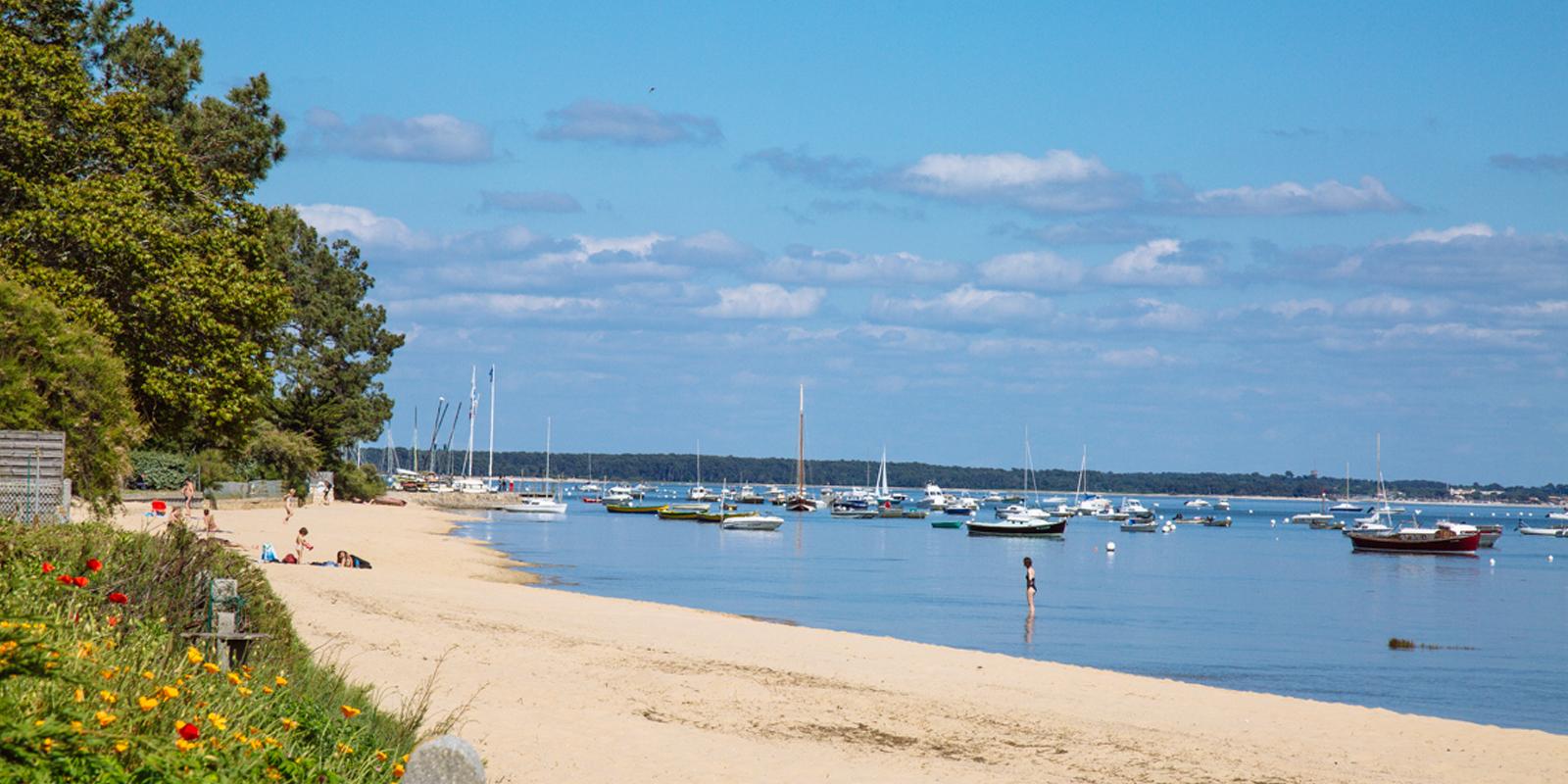 Claouey le four plage visite activit s et h bergements - Office de tourisme de lege cap ferret ...