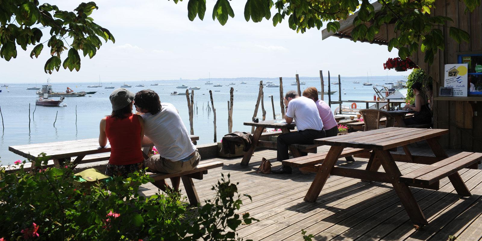 En couple un s jour sur la presqu 39 le l ge cap ferret - Cap ferret office de tourisme ...