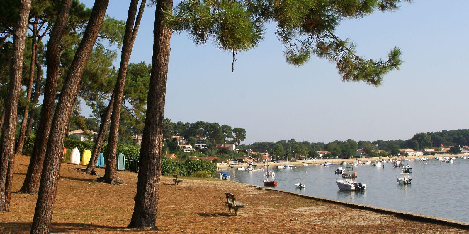 Les jacquets petit piquey plage activit s et h bergements - Lege cap ferret office de tourisme ...