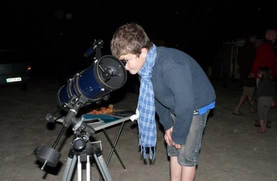 Ateliers d'astronomie