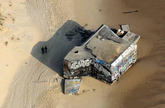 Batterie côtière du mur de l'Atlantique