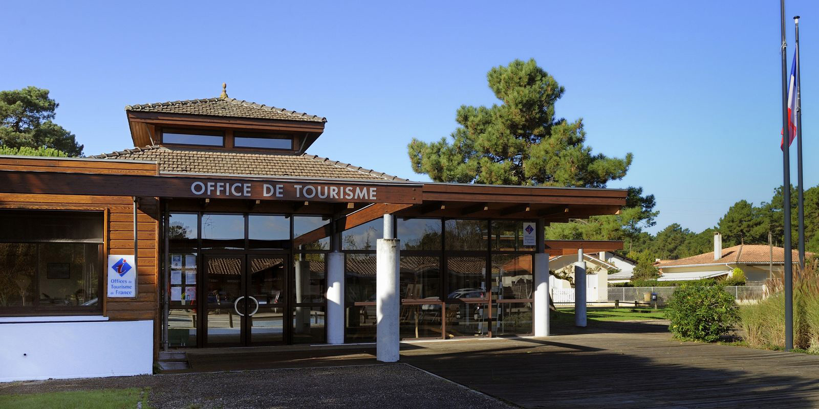Office de tourisme l ge cap ferret - Chatelaillon plage office de tourisme ...