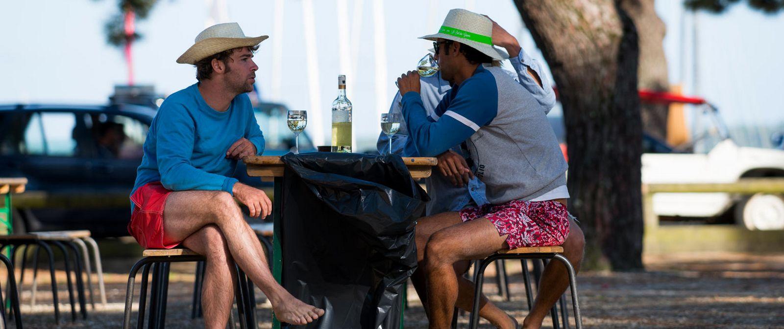Rencontres avec des habitants l ge cap ferret - Lege cap ferret office de tourisme ...