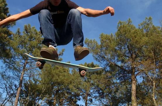 Skatepark de Claouey