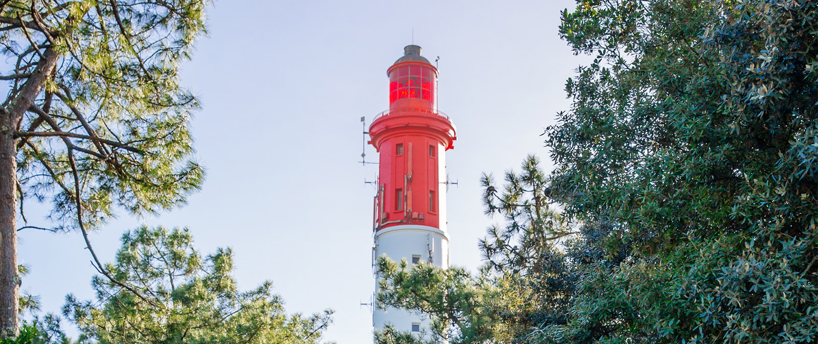 Visit the Cap Ferret lighthouse