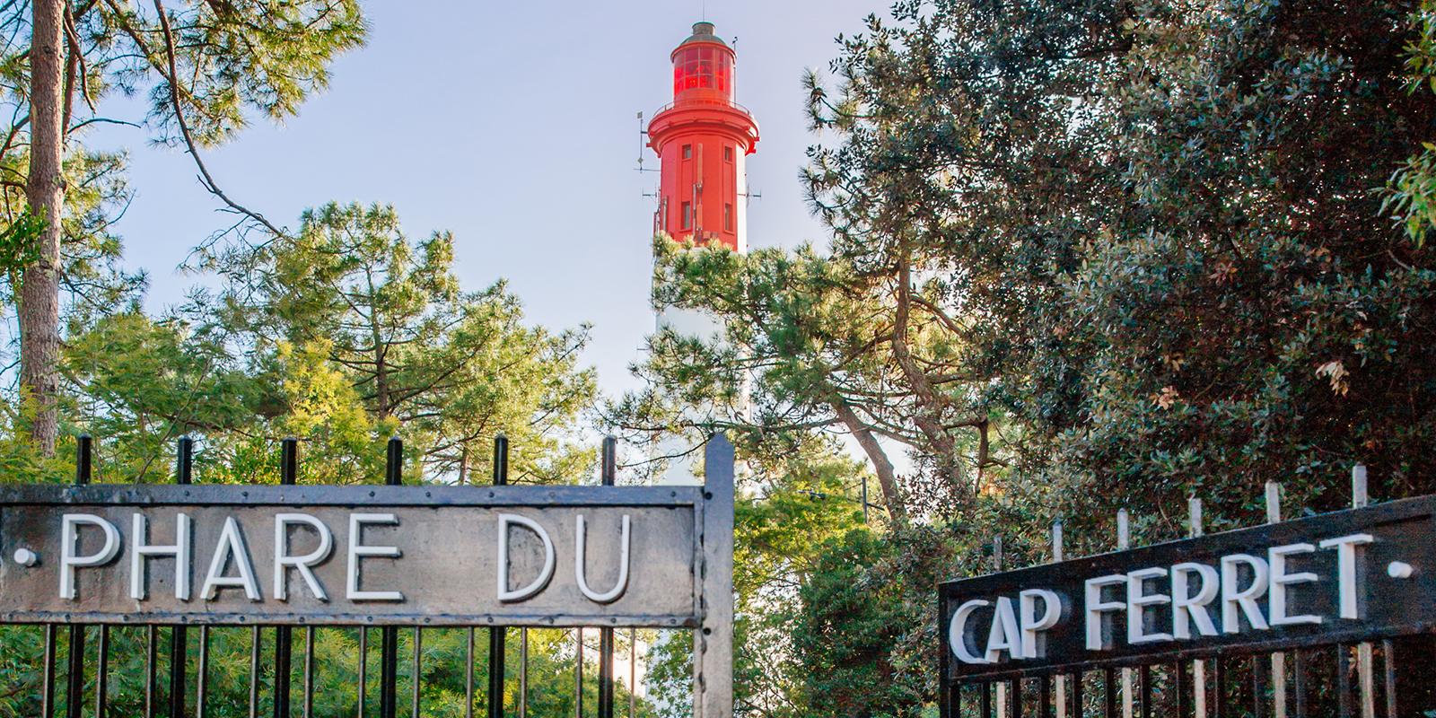 vacances au cap ferret ... vacances Visiter le phare du Cap Ferret