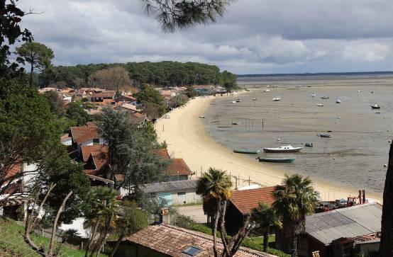 Farniente sur la plage l ge cap ferret - Lege cap ferret office de tourisme ...