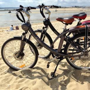 Rallye touristique au Cap Ferret (en vélo ou à pied)