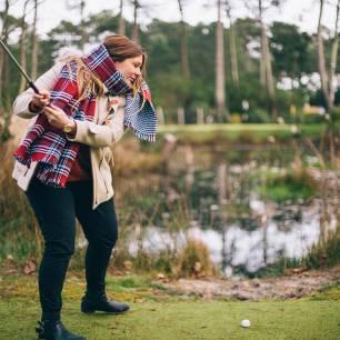 Séjour golf et détente
