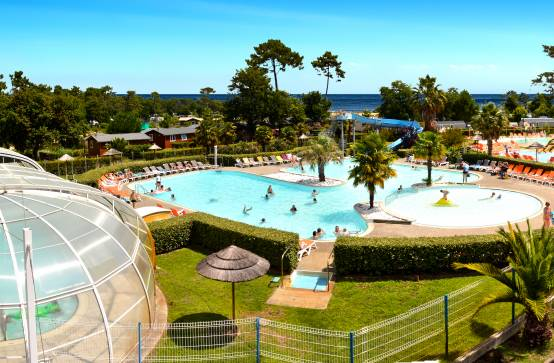 Camping Siblu Villages Les Viviers