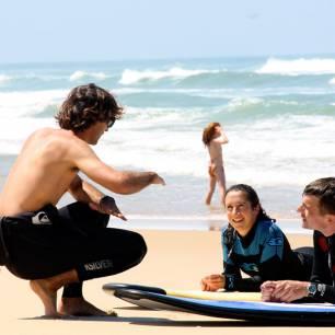 ESCF – Ecole de Surf du Cap Ferret