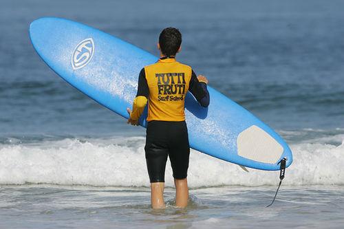 Tutti Fruti Surf School