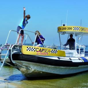 Cap Sea Driver