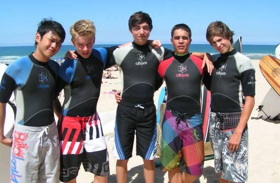 Cap Glisse - Ecole de surf d'Aquitaine