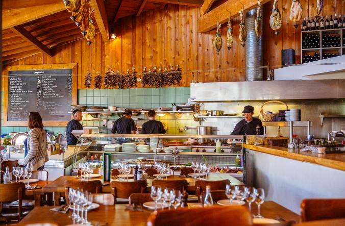 Une sélection de restaurants où il fait bon se poser en hiver