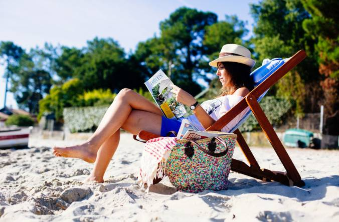 La plage, le terrain de jeux des vraies vacances !