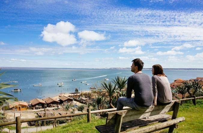4 points de vue originaux pour découvrir les paysages de la Presqu'île