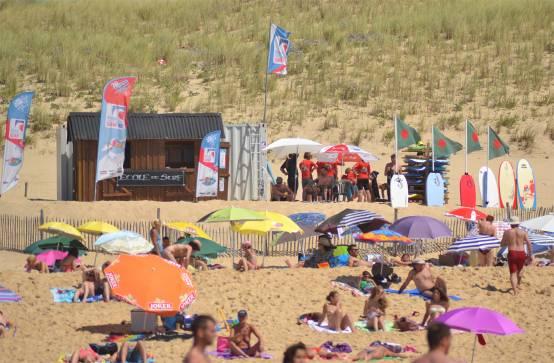 Ecole de surf du Grand Crohot