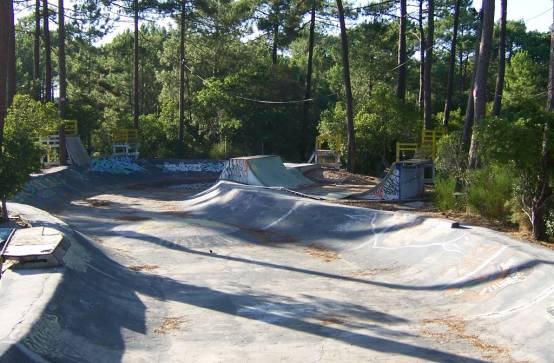 Skatepark du Parc de Loisirs du Four