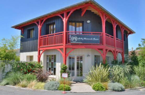 Agence Belles Maisons du Bassin Immobilier