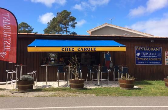 """Clahuîtres """"Chez Carole"""""""