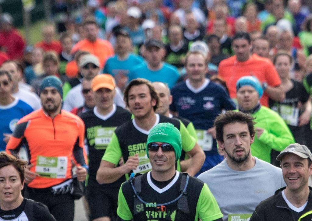 Semi marathon de l ge cap ferret l ge cap ferret - Lege cap ferret office de tourisme ...