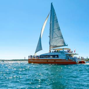 Croisière océane en catamaran – UBA