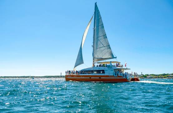 Croisière océane en catamaran - UBA