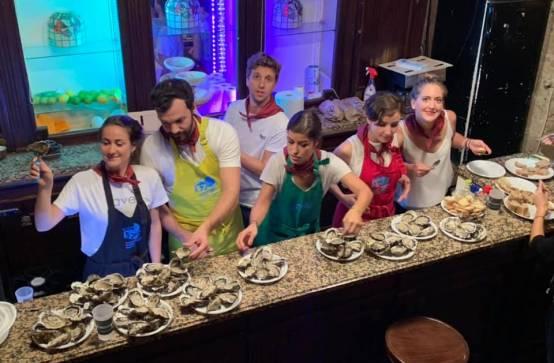 Du baptême à la dégustation d'huîtres - Cabane 57