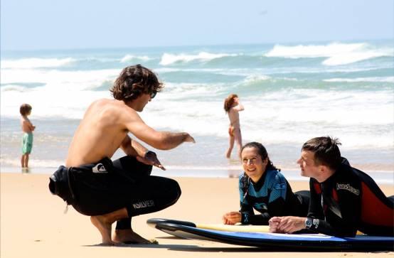 ESCF - Ecole de Surf du Cap Ferret