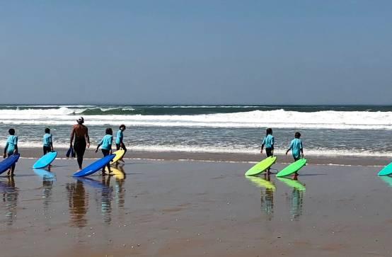 Alex Ecole de surf