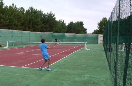 Tennis des Dunes