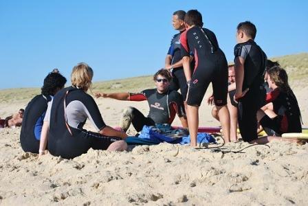 L'Andade - Ecole de Surf du Bassin