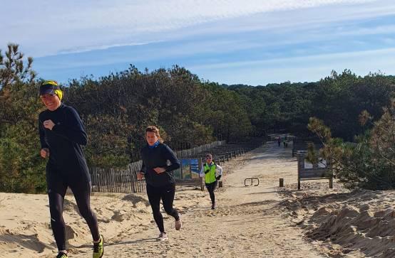 Running Cap Ferret